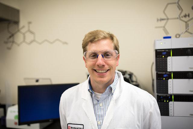 Kyle Shelton Lab Manager